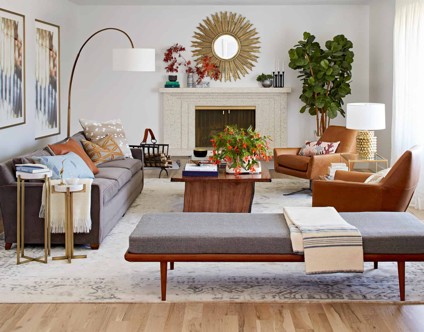 Living Room Makeover: 6 Best Themes For 2021