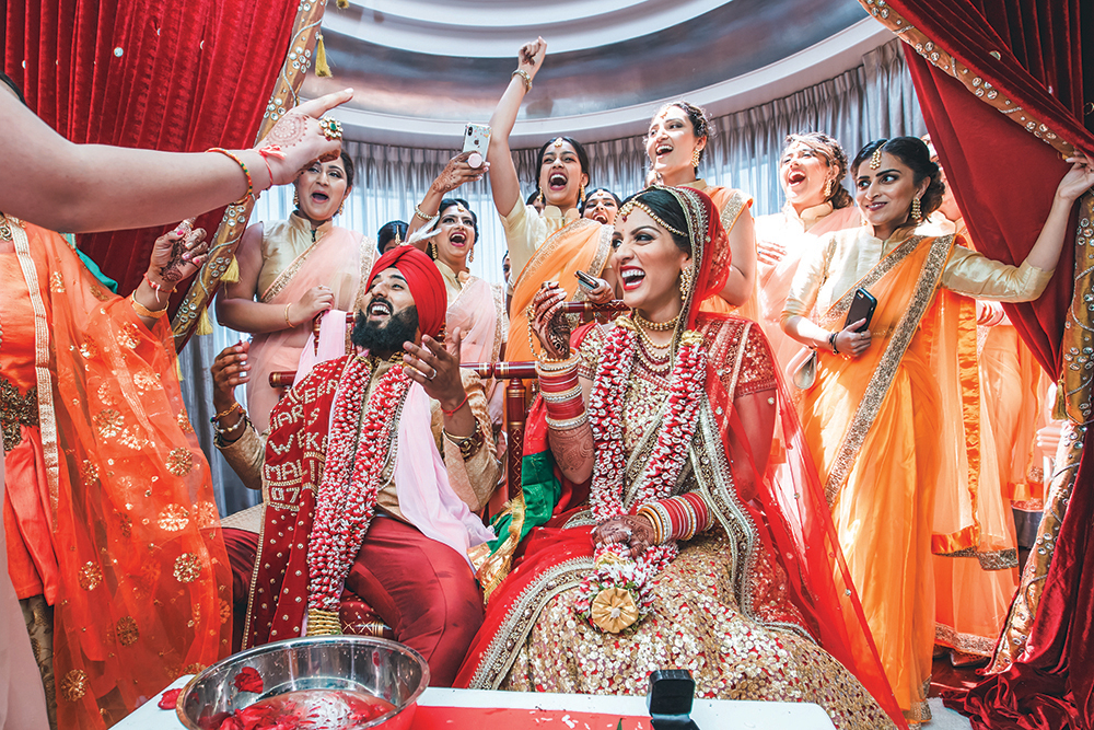 History Behind Our Modern Wedding Traditions