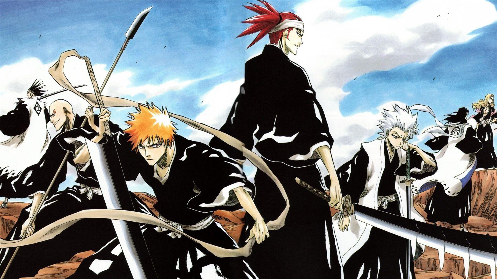 Bleach Anime Return for Season 17 Release