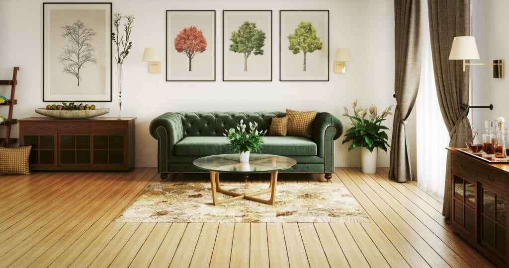 How Wall Art Can Add Colors To Your Interior