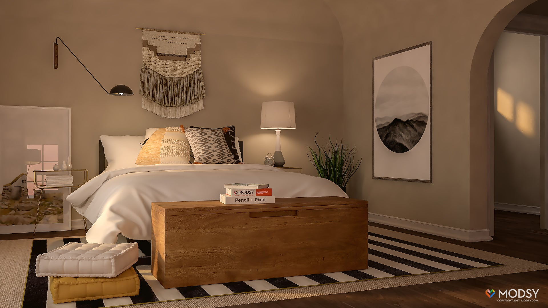 Turning Your Bedroom into the Perfect Hideaway