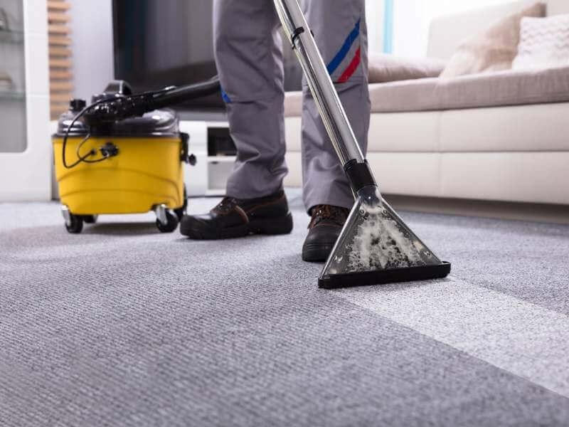 carpets professionally