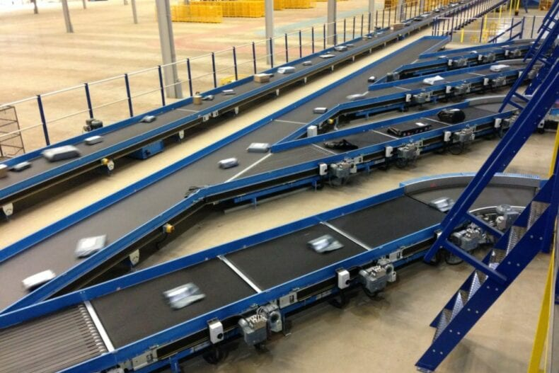 The Different Applications of Conveyor Systems