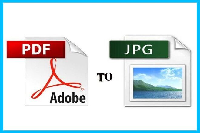 What Are The General Ways To Convert PDF Files To Jpg Images?