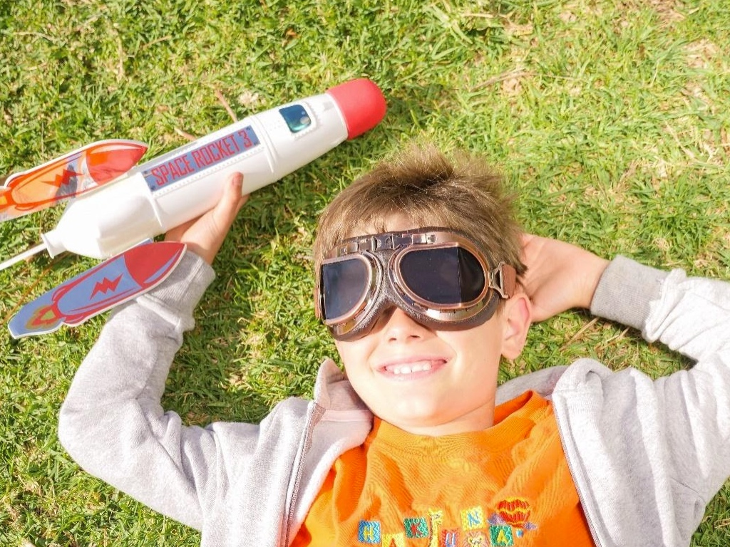 How to Make your Kid Play Outdoors Instead