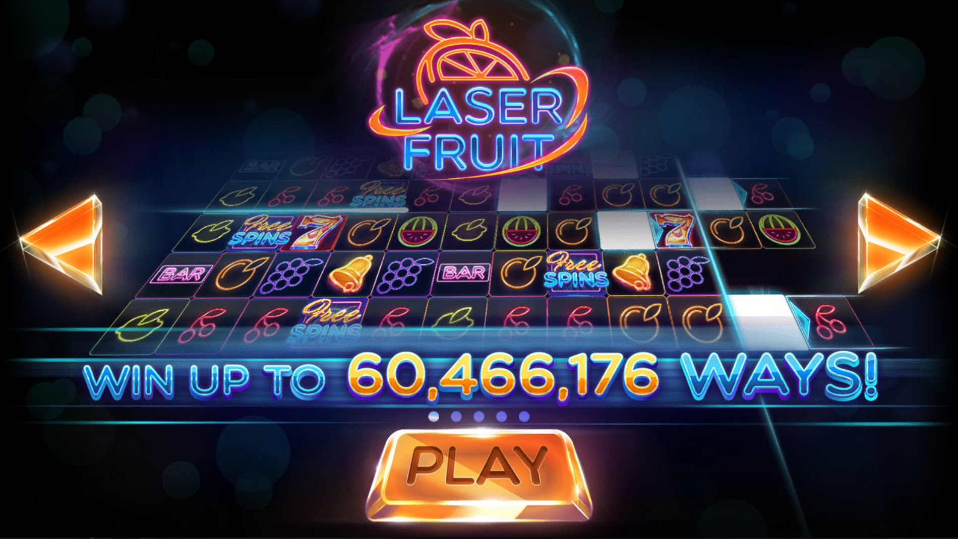 Get Fruity by Playing Laser Fruit